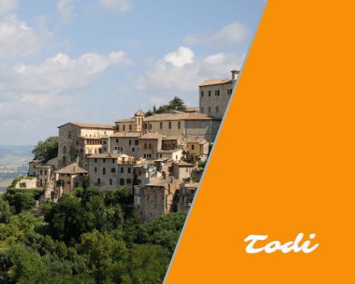Appartamenti in affitto Todi