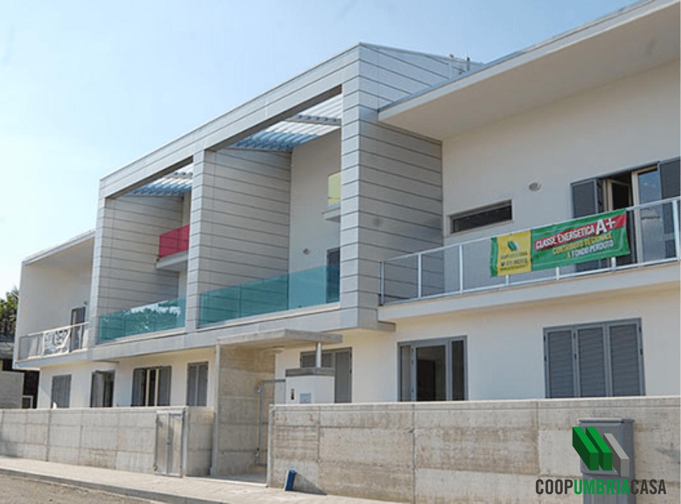 Appartamenti in vendita a FOLIGNO