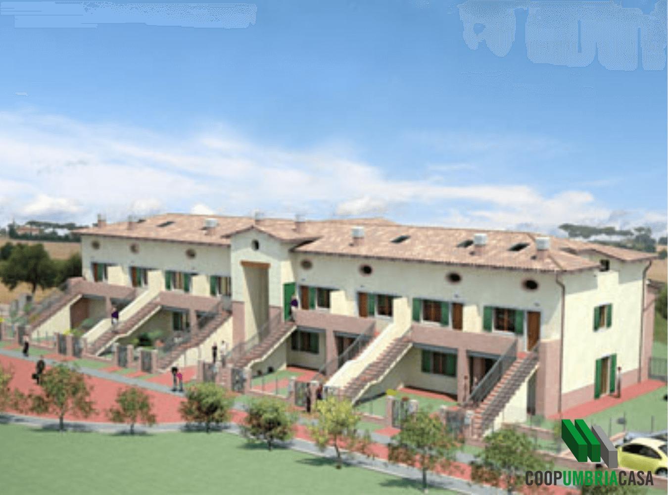 Appartamenti in vendita a SAN MARTINO IN COLLE -PG