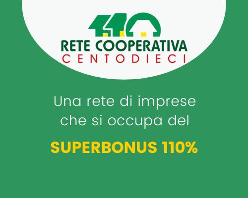 Rete Cooperativa 110 - superbonus 110%